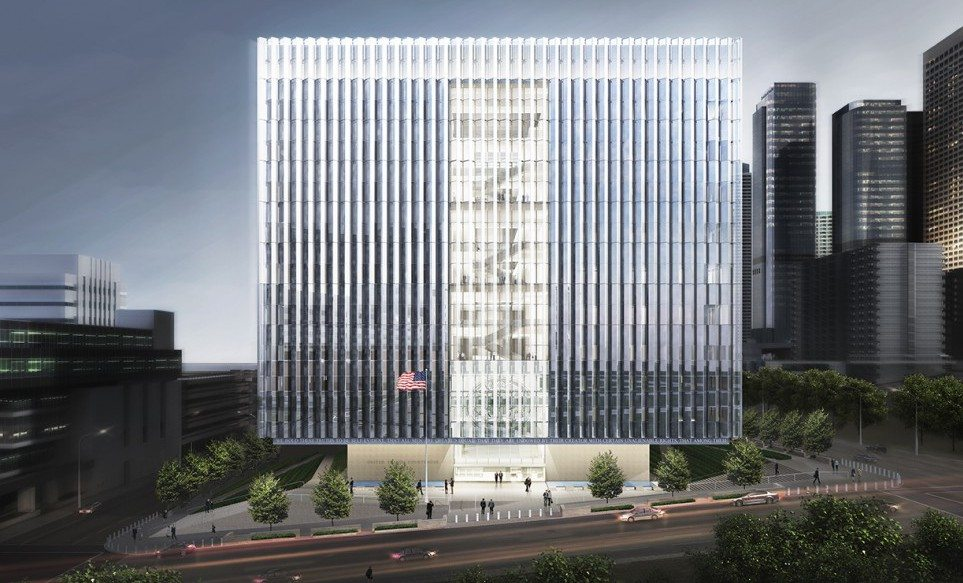 New LA Federal Courthouse Raises the Bar for Energy-Efficient Design
