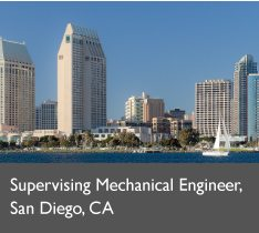 Engineering Manager/Supervisor, San Diego