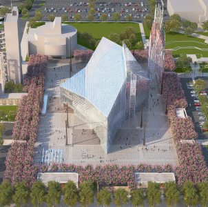 Transforming the Crystal Cathedral